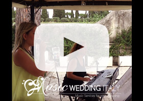 Wedding pianobar, pianobar in Italy, pianobar for wedding reception, Music Wedding Italy - Wedding Music Services all over Italy.