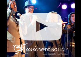 Coro Gospel per matrimonio a Roma e in tutta Italia, wedding gospel choir, Music Wedding Italy - Wedding Music Services all over Italy. Wedding gospel Choir