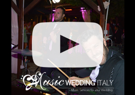 italian band, band  per matrimonio firenze, naples, sorrento, wedding music band italy florence siena