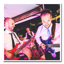 Wedding live Band, wedding band in Italy, band for wedding reception in italy, Music Wedding Italy - Wedding Music Services all over Italy.