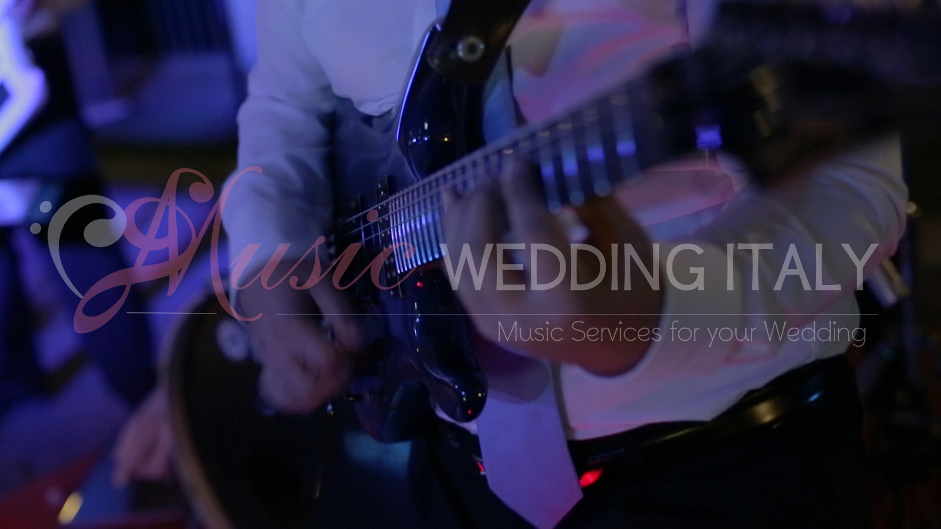 Revival dance funk rock band for your wedding reception all over Italy