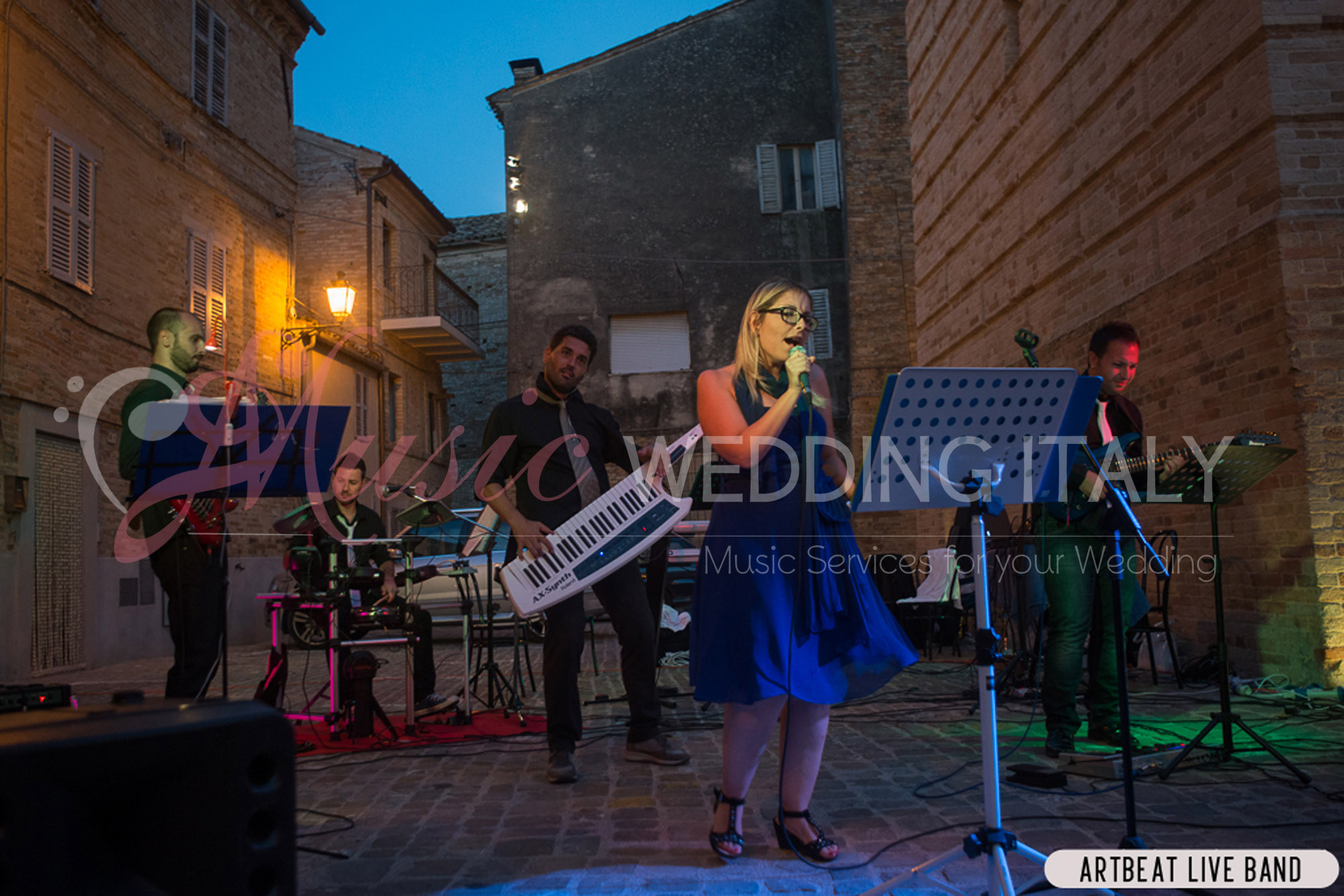 wedding band Marche, umbria, toscana, band per matrimonio ascoli