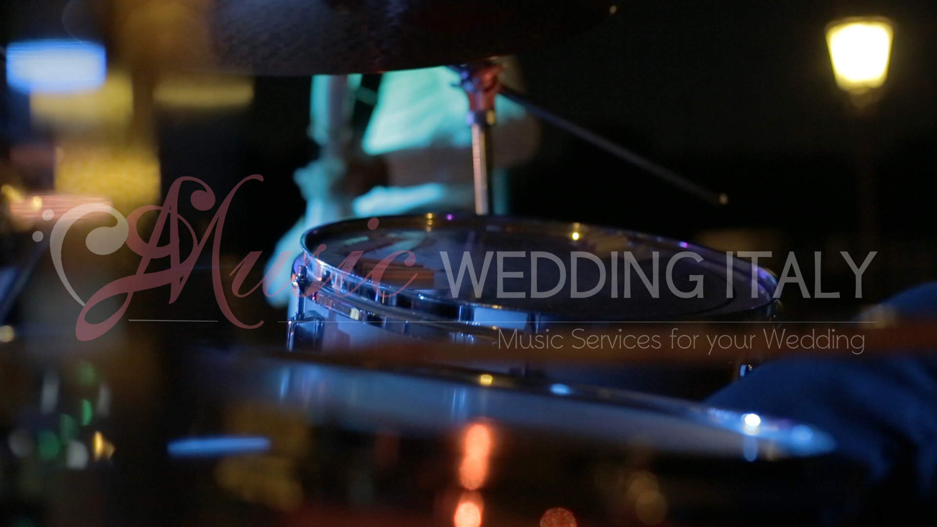 wedding band Rome, wedding band italy, drum and percussion for your wedding in italy