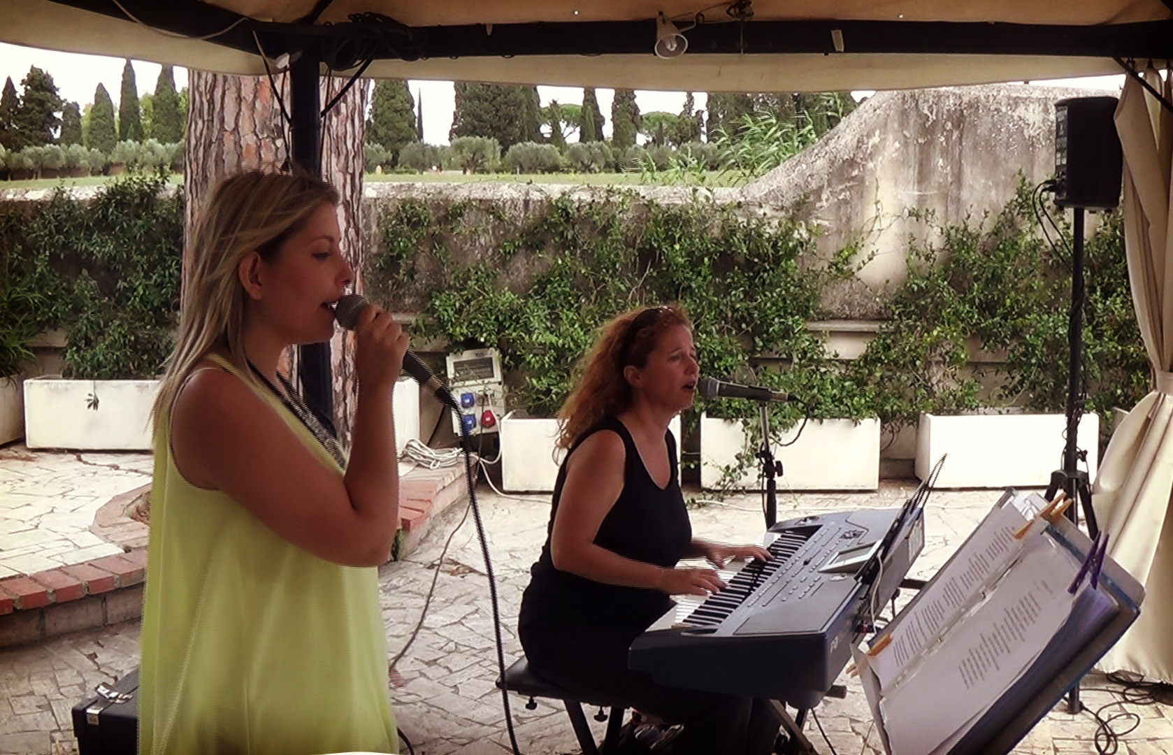 wedding italy pianobar , wedding music italy, wedding band Rome, band Italy