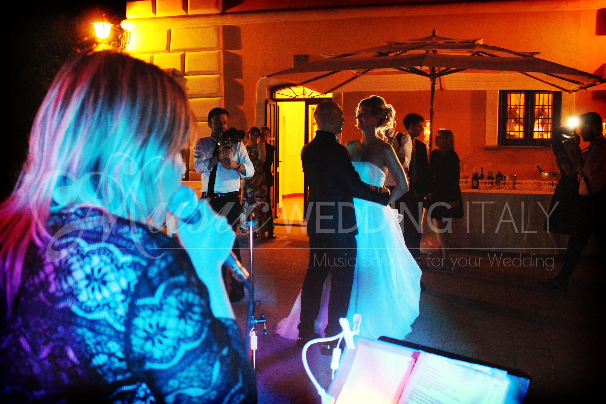 firts dance wedding pianobar - matrimonio roma italia
