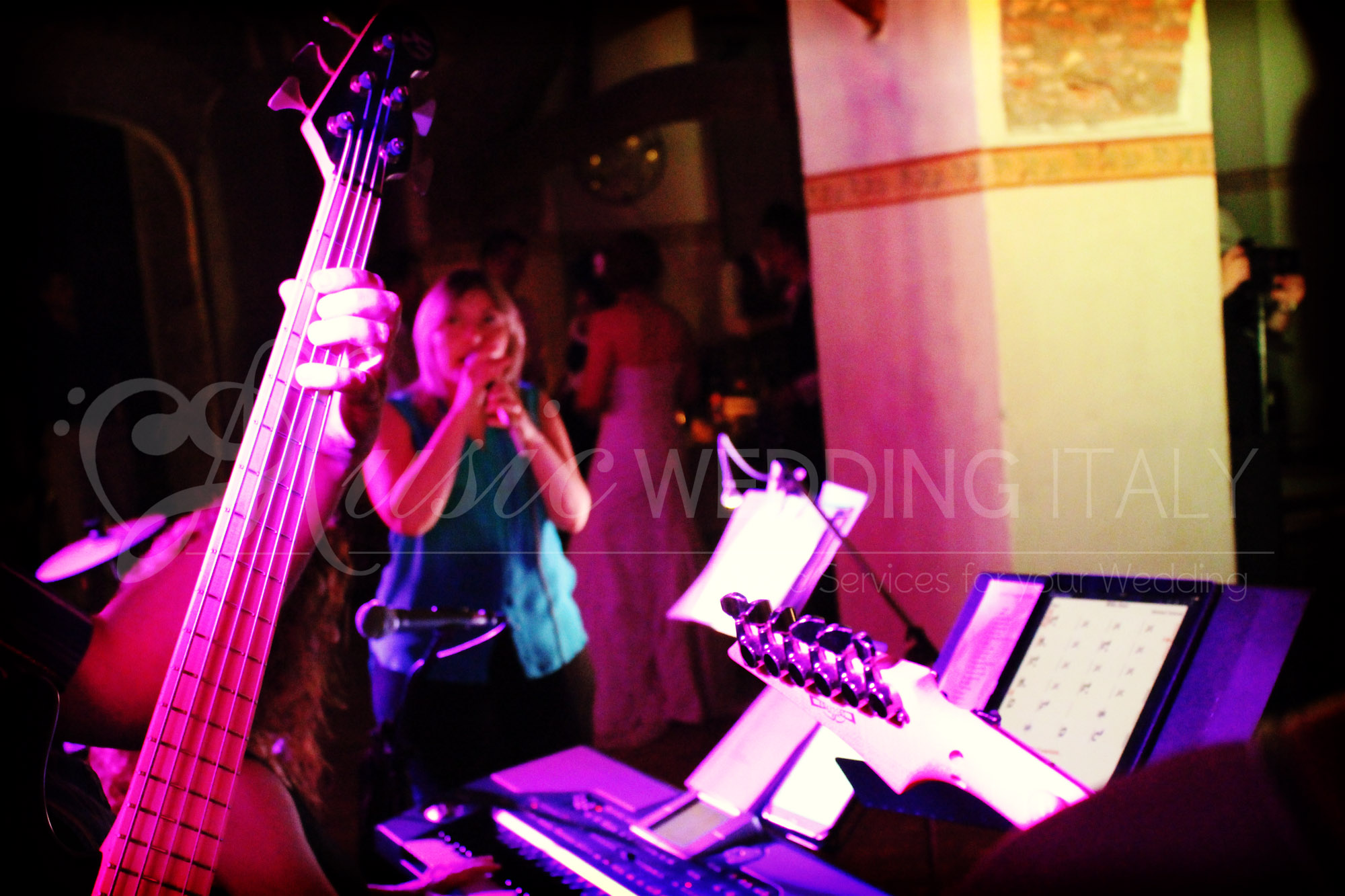 Italian Wedding Music Bands In Rome Tuscany Sorrento