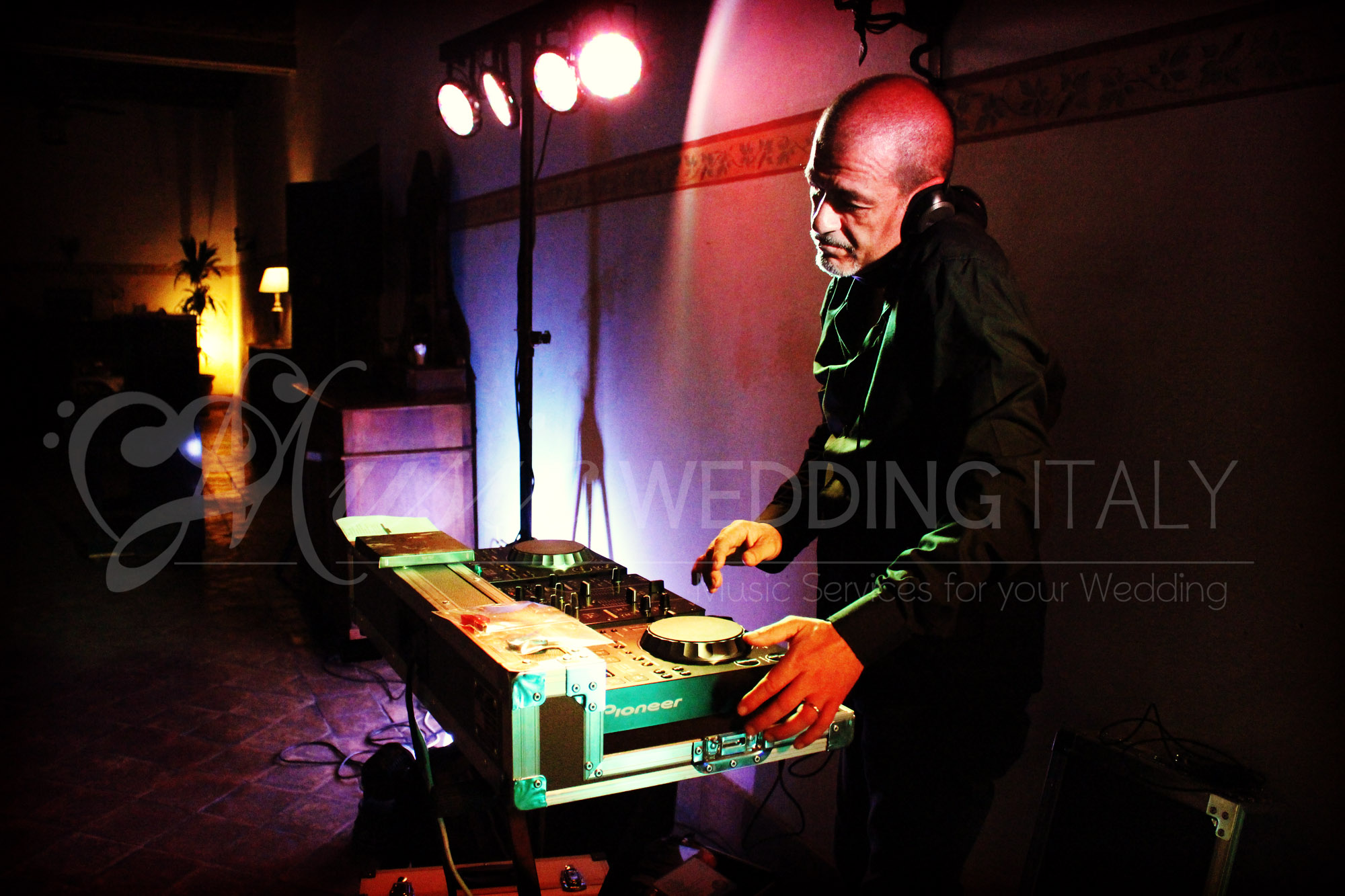Dj in italy - weddingdj - dj per matrimoni