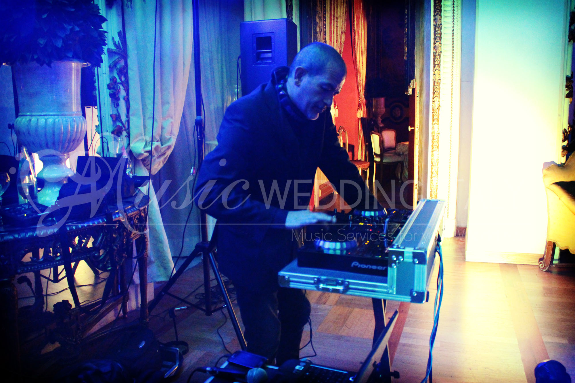 party dj set, wedding dj Roma Italia
