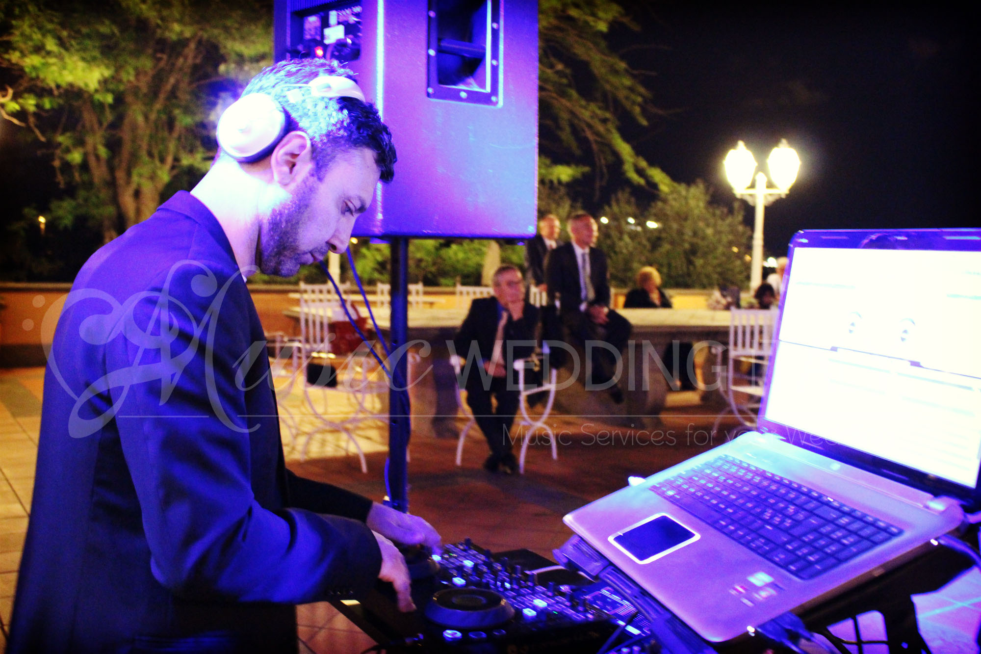 Dj da matrimonio a Roma Italia - Wedding dj party - wedding music
